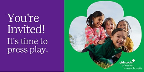 Discover Newton Girl Scouts: In-Person Event tickets