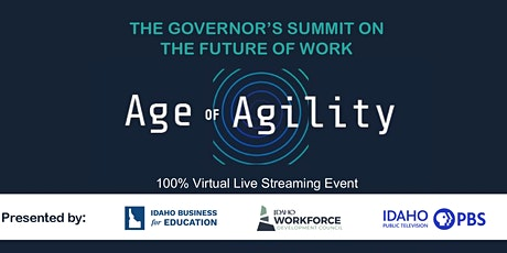 Age of Agility: The Governor's Summit on the Future of Work tickets