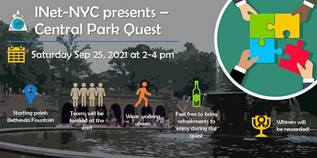 Central Park Quest tickets