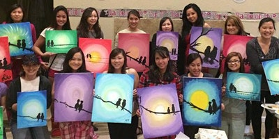 Canvas Painting: Uncorked!