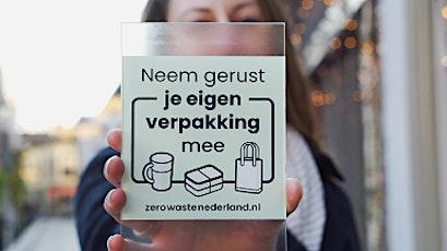 Zero Waste Wandeltour - Apeldoorn BINNENSTAD tickets