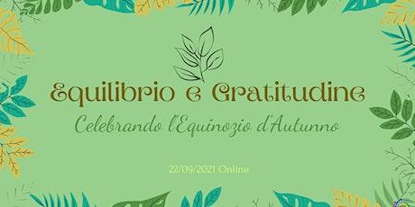 Equilibrio e Gratitudine - Celebrando l'Equinozio entradas