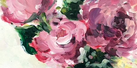 Still Life in Pink Art Class tickets