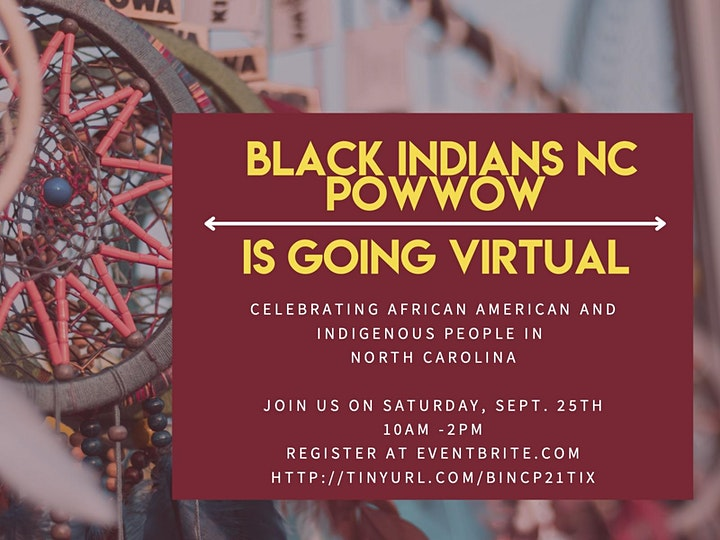 Black Indians NC 2021 Powwow image
