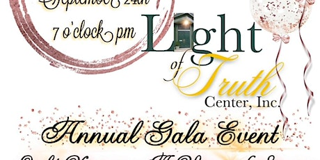 Light of Truth Center - 22nd Annual Fundraiser tickets