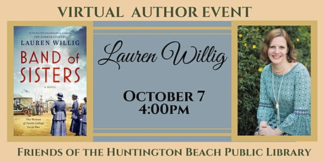 Virtual Author Event with Lauren Willig tickets