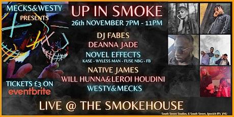 Mecks & westy - up in smoke tickets