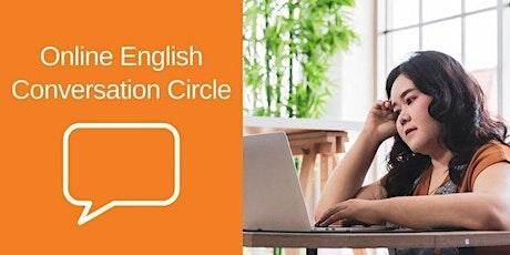 English Conversation Circle tickets