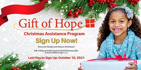 Gift of Hope 2021 tickets