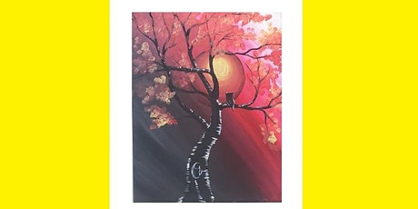 The Red Moon, Paint Night tickets