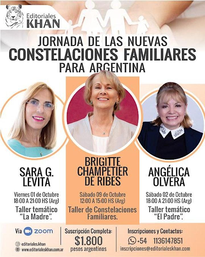 Imagen de JORNADA DE CONSTELACIONES FAMILIARES PARA ARGENTINA