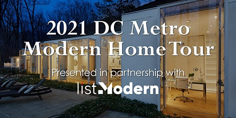 2021 MA+DS DC Metro Modern Home Tour tickets