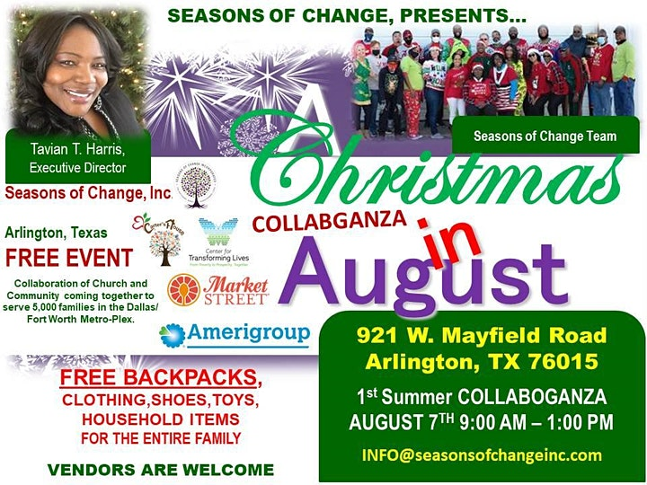 Seasons of Change10th  Annual Back 2 School Giveaway image