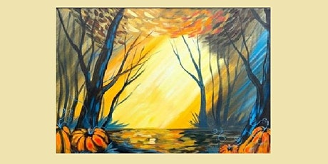 Fall Sunrise, Paint Night tickets
