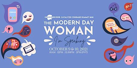 Catalyze Courage Summit: I'm Speaking, Find Your Voice; Speak Your Truth tickets