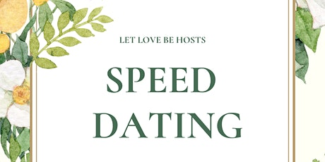Speed Dating - ages 20- 35 - Lichfield City Centre tickets