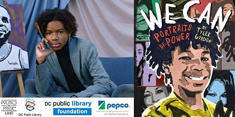 P&P Live! and DC Public Library Present Tyler Gordon | WE CAN tickets