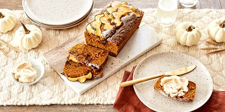 Autumn Maple Pumpkin Bread Cooking Class tickets