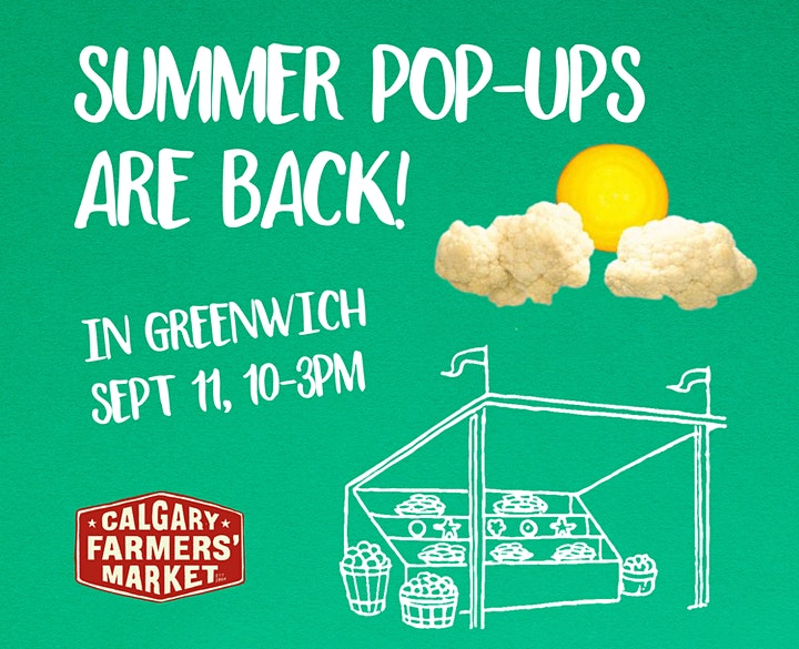 We're Poppin' Up in Greenwich! image