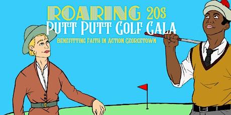 Roaring 20s Mini Golf Gala tickets