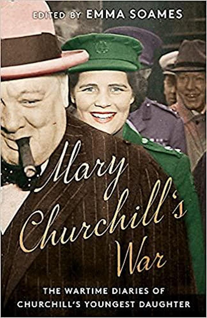 Emma Soames - Mary Churchill's War image