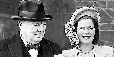 Emma Soames - Mary Churchill's War tickets
