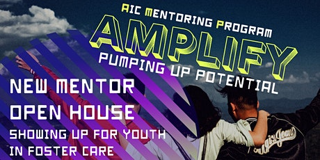 AMPLIFY New Mentor Open House tickets