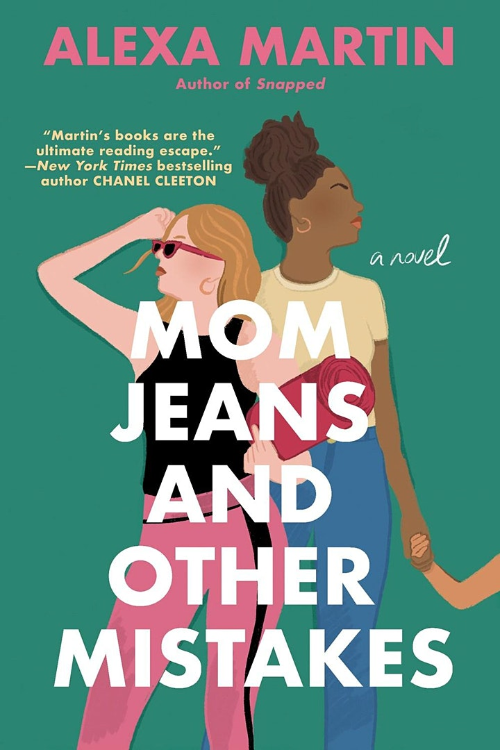 Virtual Vibe: Mom Jeans and Other Mistakes by Alexa Martin image