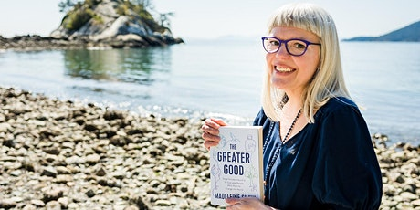 The Greater Good - Toronto Book Launch tickets