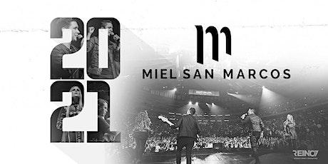CHATTANOOGA - Miel San Marcos 2021 tickets