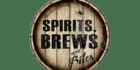 Spirits, Brews & Bites 2021 tickets