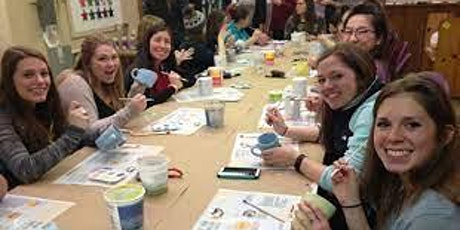 Paint Your Own Pottery Event tickets