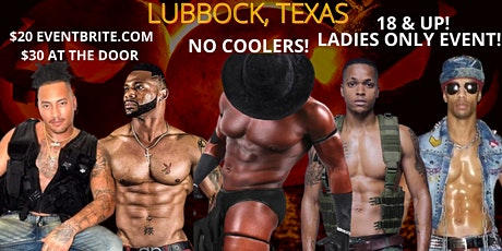 """Hardcore Chippendales Presents """"The Thriller"""" tickets"""