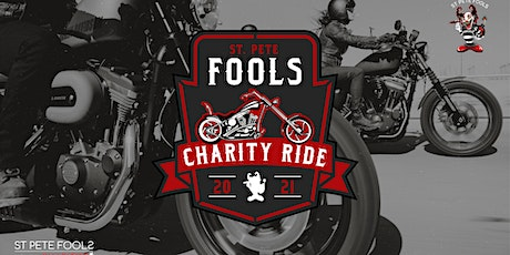 St. Pete Fools Presents Charity Ride 2021 tickets