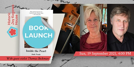 Inside the Pearl book launch tickets