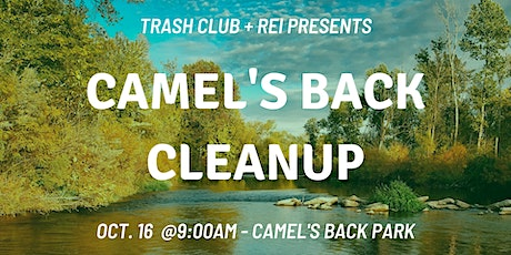 Camel's Back Cleanup tickets