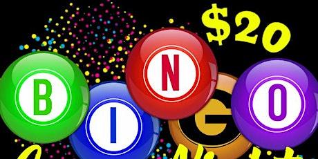 Grambling Alumni Northern CA - Bingo Game Night tickets