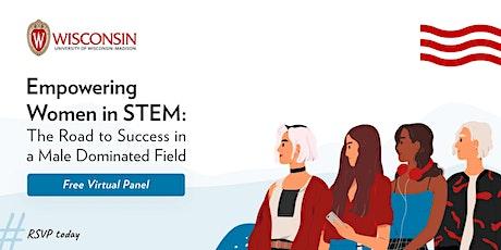 Empowering Women in STEM | Virtual Panel tickets