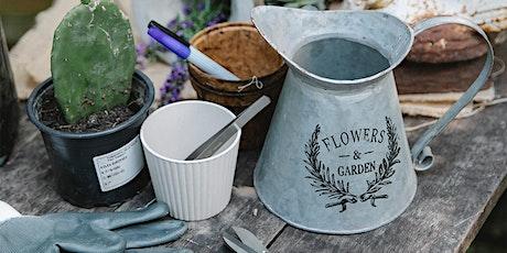 IN-STORE SEMINAR & LIVE STREAM: Monthly Gardening Checklist tickets