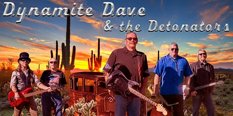 Dynamic Dave and the Detonators at Jerrys BBQ tickets