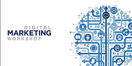 Advanced Digital Marketing Intensive Workshop tickets