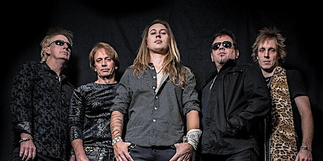 Shyanne - A Tribute to 80's Arena Rock tickets