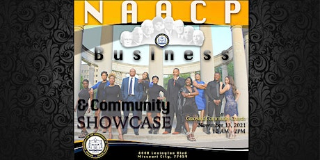 NAACP Business & Community Showcase tickets