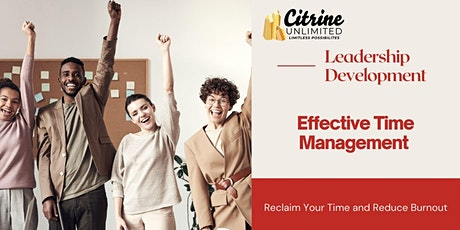 Effective Time Management tickets
