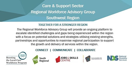 South West Regional Workforce Advisory Group Meeting tickets