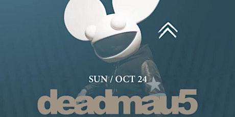 Deadmau5 - Elia Beach Club tickets