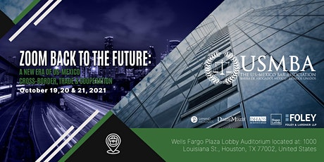 Zoom Back to the Future: A New Era of US-Mexico Cross-Border, Trade... tickets
