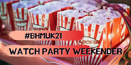 Black History Month UK Movie Watch Party Weekender tickets
