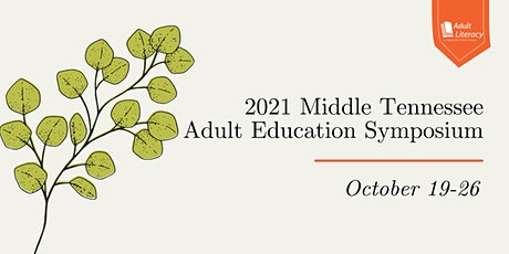 2021 Middle Tennessee Adult Education Symposium (virtual) tickets