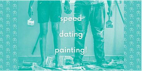 Speed Dating Painting for 40s (F to M) tickets